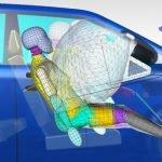 Frontal Crash_Automotive
