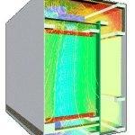 Enclosure Airflow Simulation